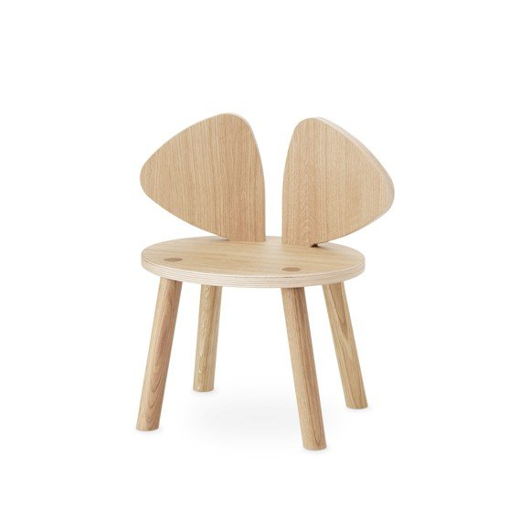 Nofred - Mouse Chair - Oak