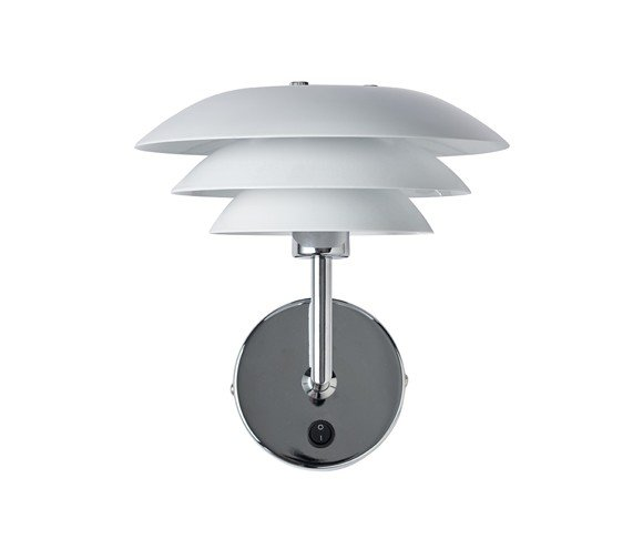 Dyberg-Larsen - DL20 Pendant Wall Lamp - White (8082)