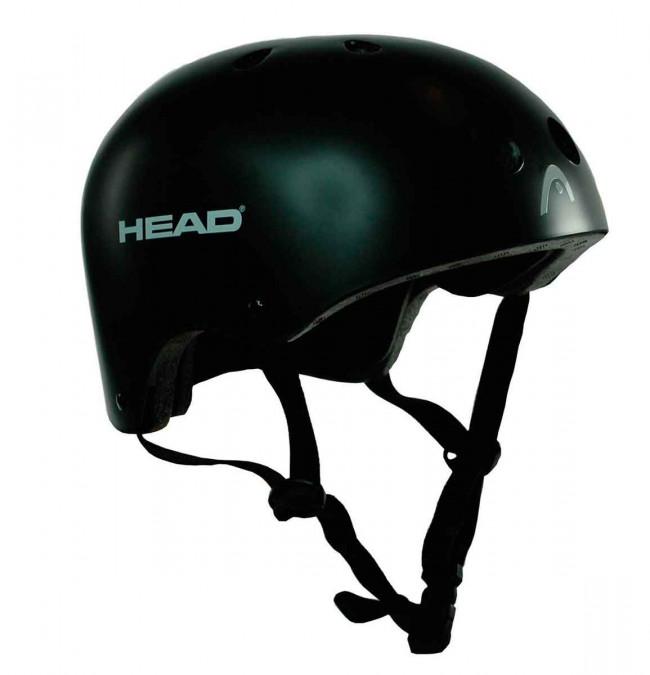 Head - Tornado Skater Helmet - M (55-58 cm) (50100BK M)
