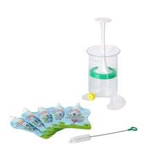 Fill n Squeeze - Starter Kit med poser og børste