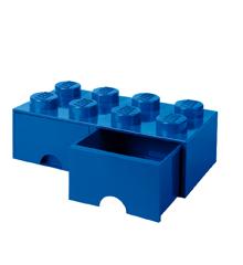 Room Copenhagen - LEGO Brick Skuffekasse 8 - Blå