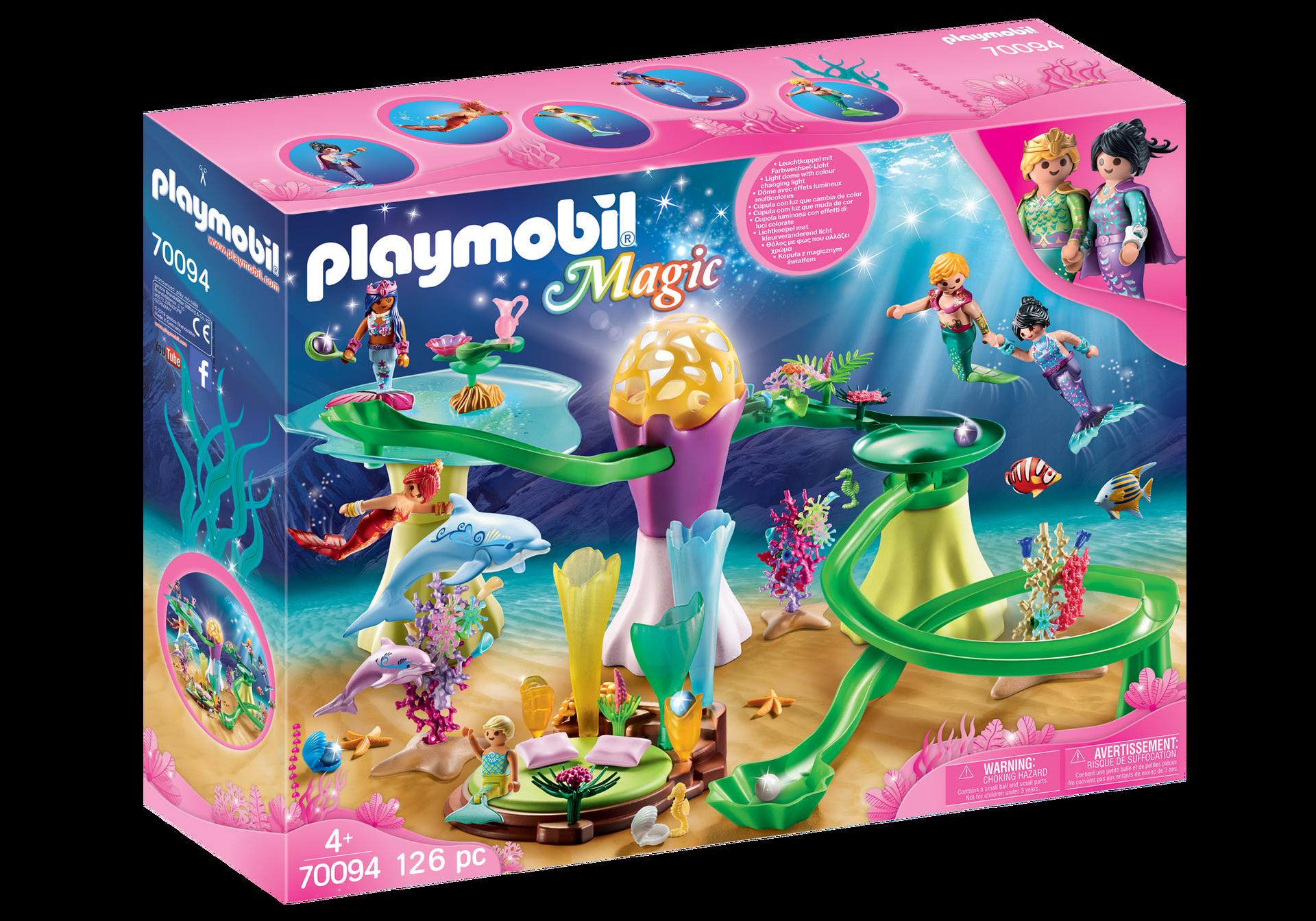Playmobil - Magic - Coral Pavillon (70094)