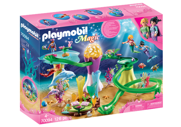 Playmobil - Magic - Coral Pavillon (70094)