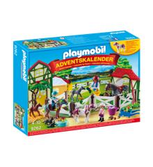 Playmobil - Julekalender - Heste (9262)