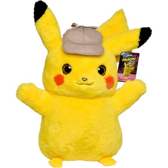 Pokemon - Pikachu Movie Plush 40cm (50-00460)