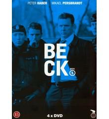 Beck - Box 5: Beck 17-20 (4-disc) - DVD