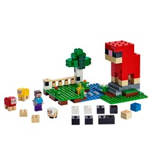 LEGO - Minecraft - The Wool Farm (21153)