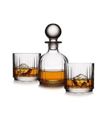Lyngby Glas - Combo Krystal Whisky Set of 3 (916124)