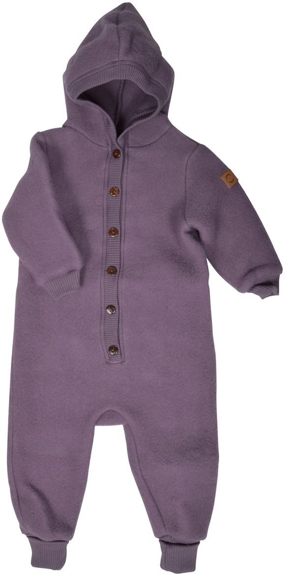 Mikk-line - Wool Baby Suit w. Hat