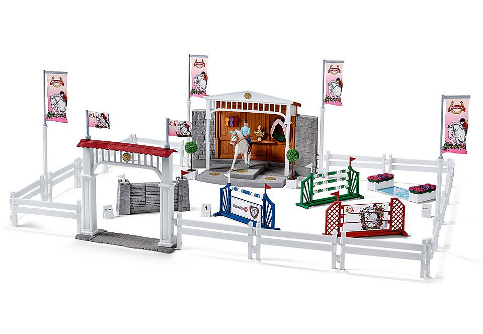Schleich - Big horse show with horses (42338)