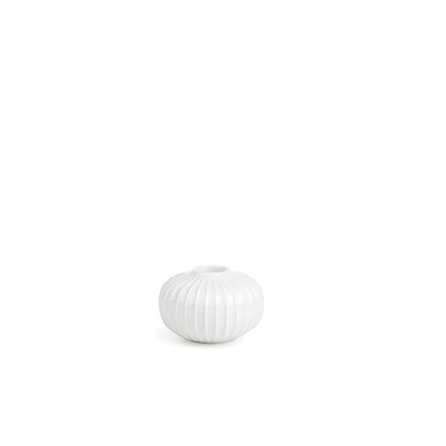 Kähler - Hammershøi Candle Holder Small - White (692341)