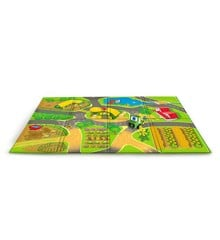 Oball - John Deere - Country Lanes Playmat and  Vehicle  (10619)