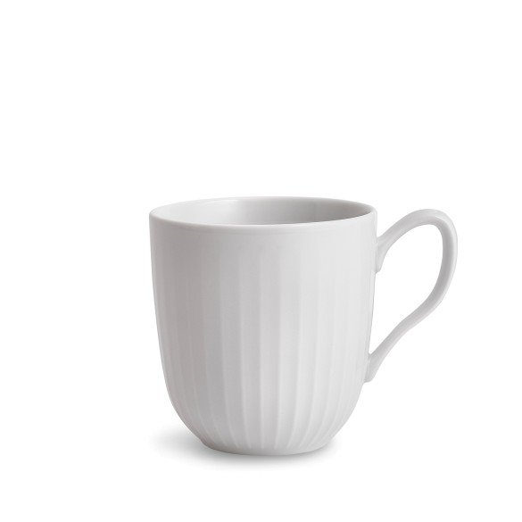 Kähler - Hammershøi Mug 33 cl - White (692250)