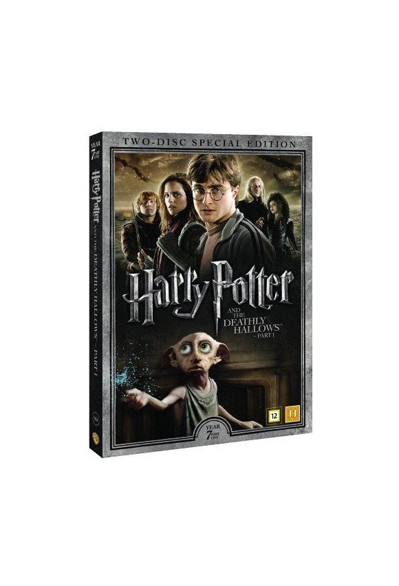 Harry Potter and the Deathly Hallows, Part 1 - DVD