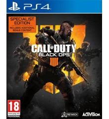 Call of Duty: Black Ops 4 Specialist (UK/Arabic)