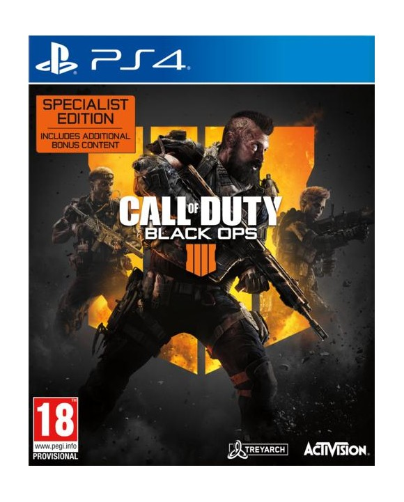 Call of Duty: Black Ops 4 Specialist (UK/Arabic)