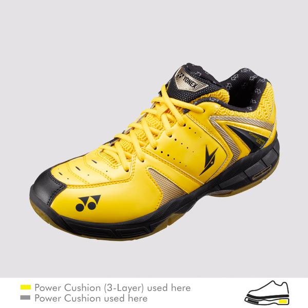 top brands 100% top quality exquisite design Buy Yonex SHB-SC6LDEX Badminton shoe Yellow Black (Lin Dan ...