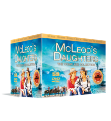 Mcleod's Daughters complete (59 disc) - DVD