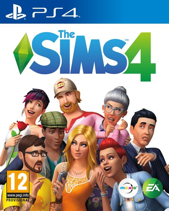The Sims 4 (Nordic)