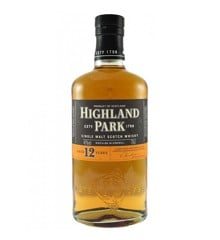 Highland Park - 12 Year Old Single Malt Whisky, 70 cl