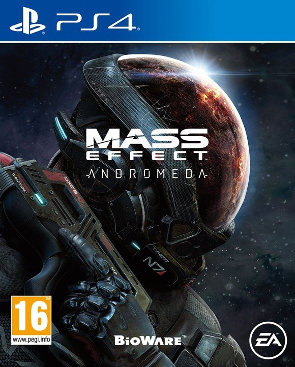 Mass Effect: Andromeda (UK)