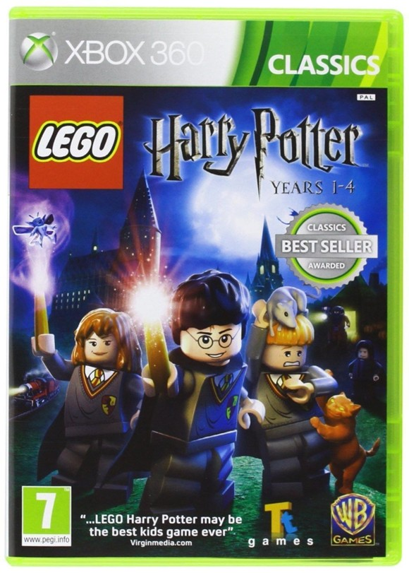 LEGO Harry Potter: Years 1-4 (Classics)