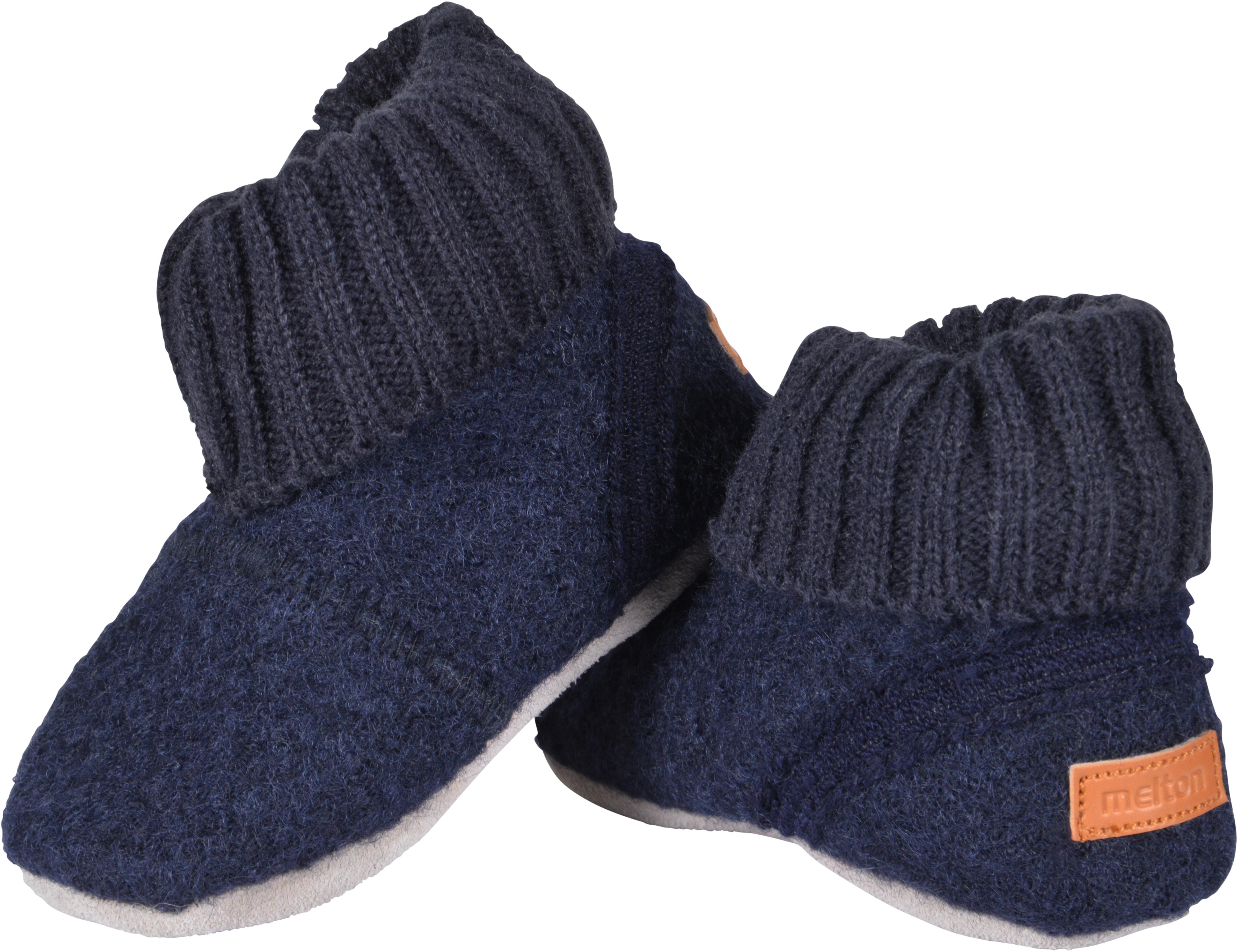 Melton - Wool Shoe - High Top