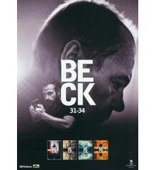 Beck - Box 8: Beck 31-34 (4-disc) - DVD