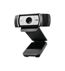 Logitech C930e 1080p Business Webcam USB Black