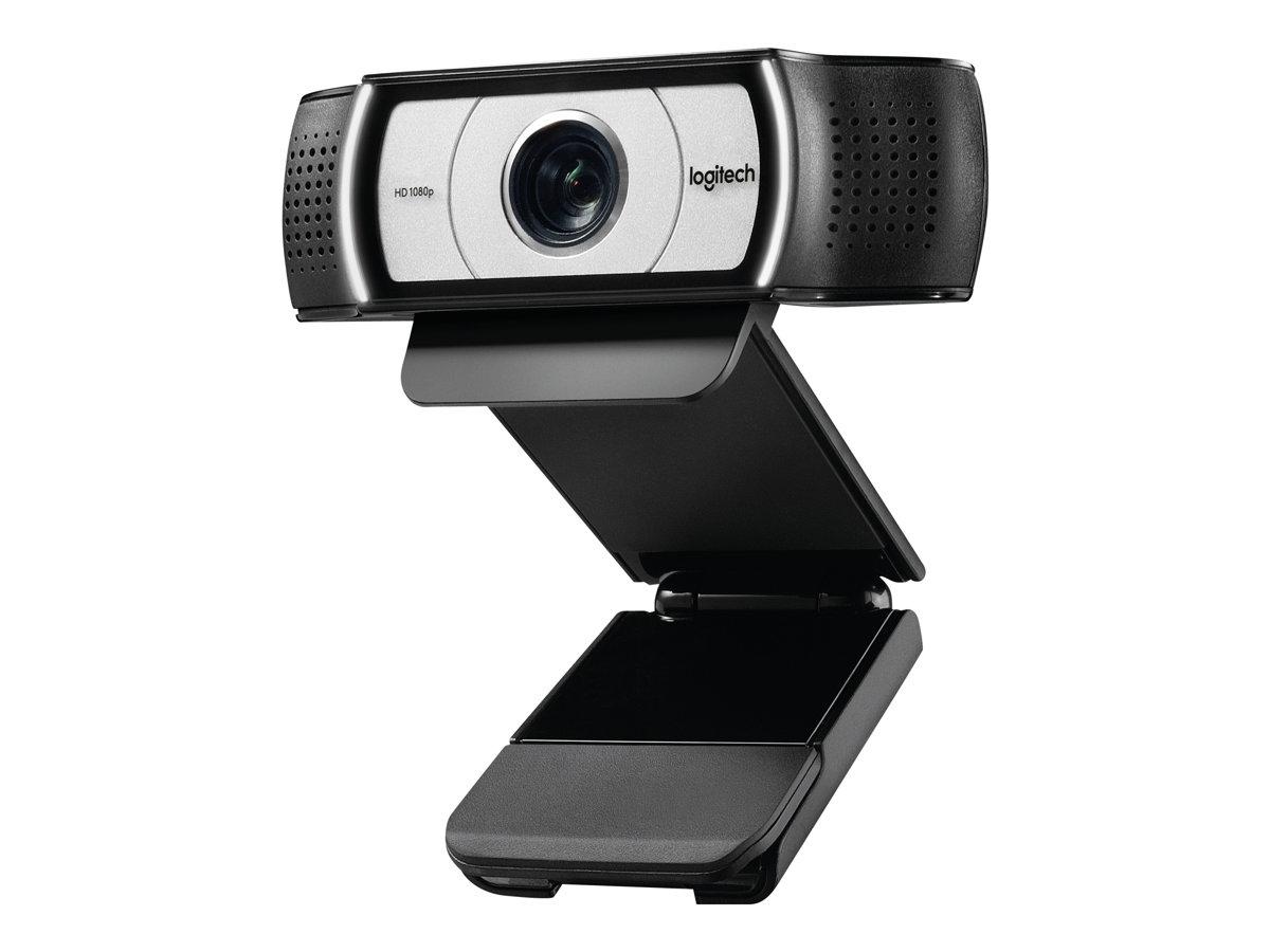 Logitech C930e 1280 x 720pixels USB Black
