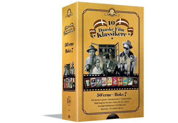 Palladium 1950`Erne Boks 7 - DVD