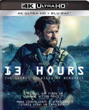 Bilde av 13 Hours 4k Blu Ray