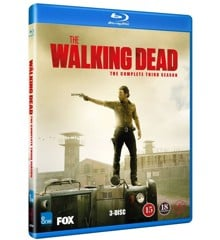 The Walking Dead - Season 3 (Blu-Ray)