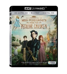 Miss Peregrine's Home for Peculiar Children (4K Blu-Ray)