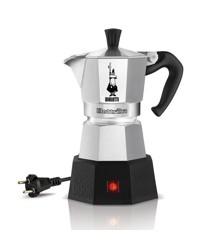 Bialetti - Moka Travel 2 Kop Elektrisk Espressokande