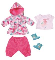 Baby Born - Deluxe Dukke regntøj