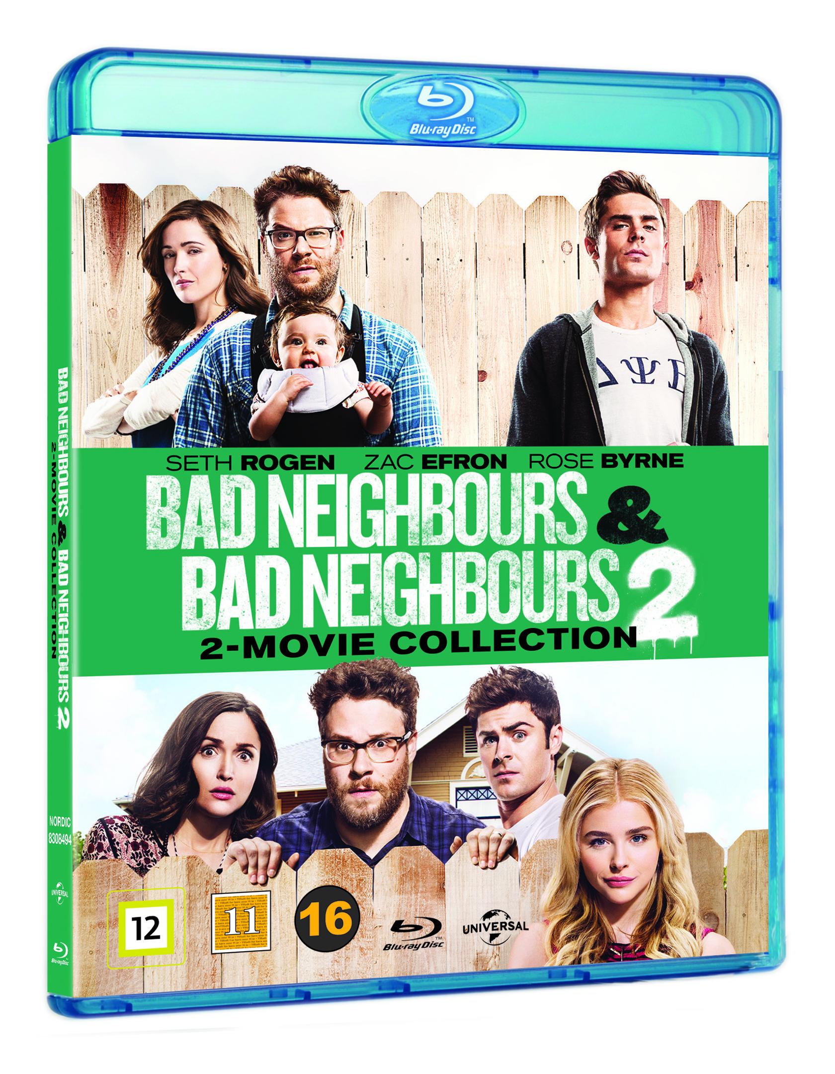 Bad Neighbours 1