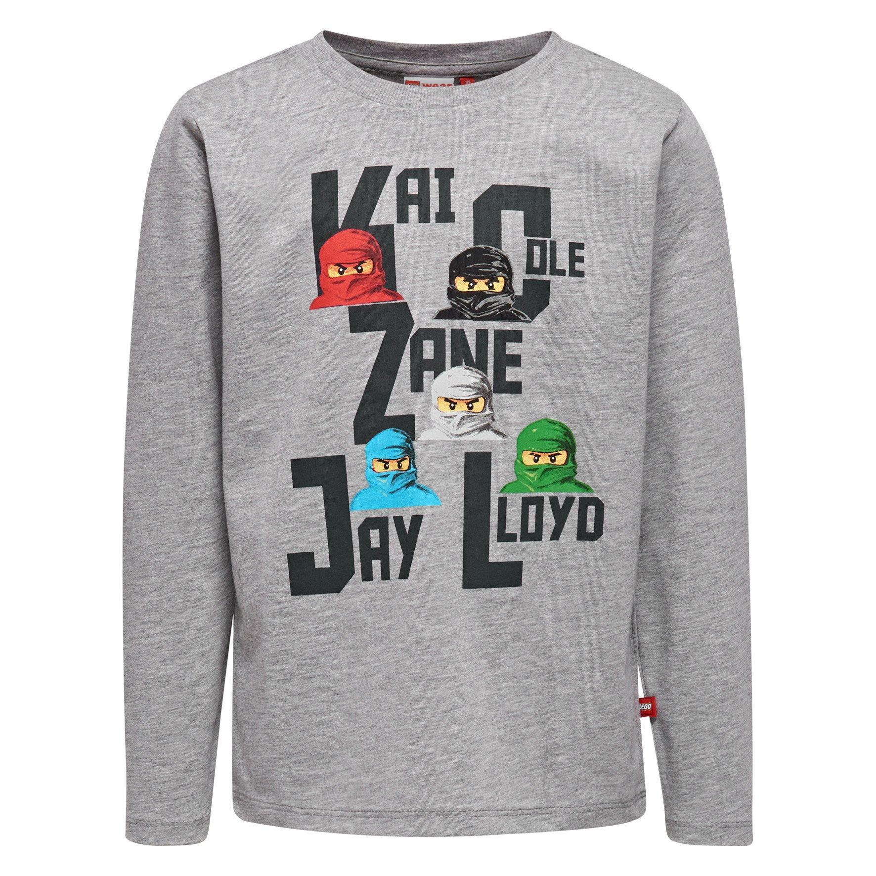buy lego wear  ninjago tshirt ls  thomas 108