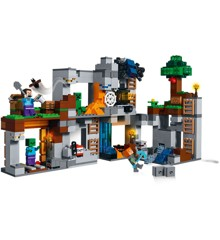 LEGO Minecraft - Klippeeventyret (21147)