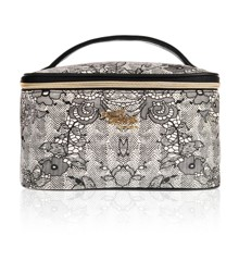 Karen -  Beauty Box with black and white laces