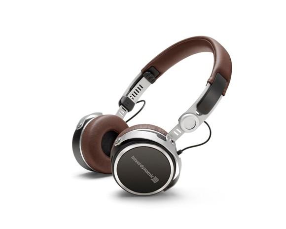 Beyerdynamic - Aventho Trådløs Bluetooth Hovedtelefon Brun