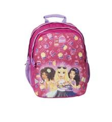 LEGO - ERGO Kindergarten Backpack - Friends - Cupcake  (20025-1711)
