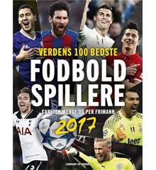 Verdens 100 bedste fodboldspillere 2017 - Bog