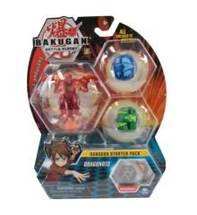 Bakugan - Starter Pack - Dragonoid (20109154)