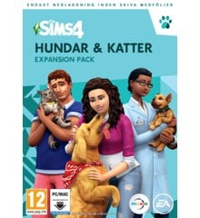 The Sims 4: Cats and Dogs (SE) (PC/MAC)