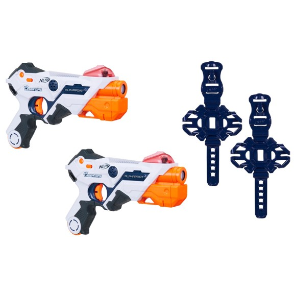 NERF - Laser Ops Pro Alphapoint 2 pack (E2281)