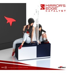 Mirror's Edge Catalyst Collector's Edition Statue Faith (No Game included)