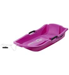 Stiga - Bobslæde - Pazer - Pink m/bremser