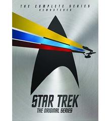 Star Trek: The Original Series - Complete Series - Remastered - DVD