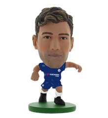Soccerstarz - Chelsea Marcos Alonso - Home Kit (2020 version)